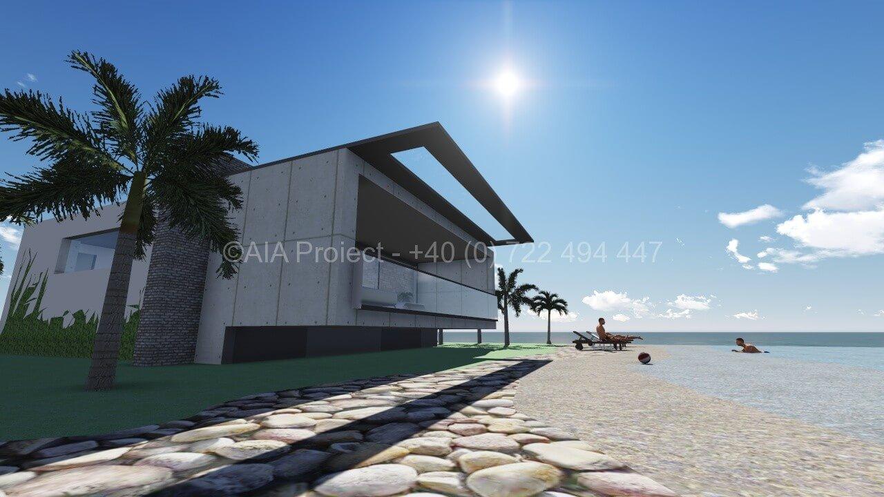 Proiect casa parter vacanta proiect casa parter vacanta Proiect casa parter vacanta ( plaja, lac, etc. ) 2 Casa pe plaja 0722494447
