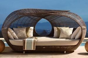 Canapea piscina exterioara AIA Proiect