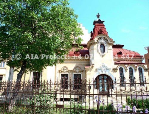Casa Lipatti – arhitect Petre Antonescu