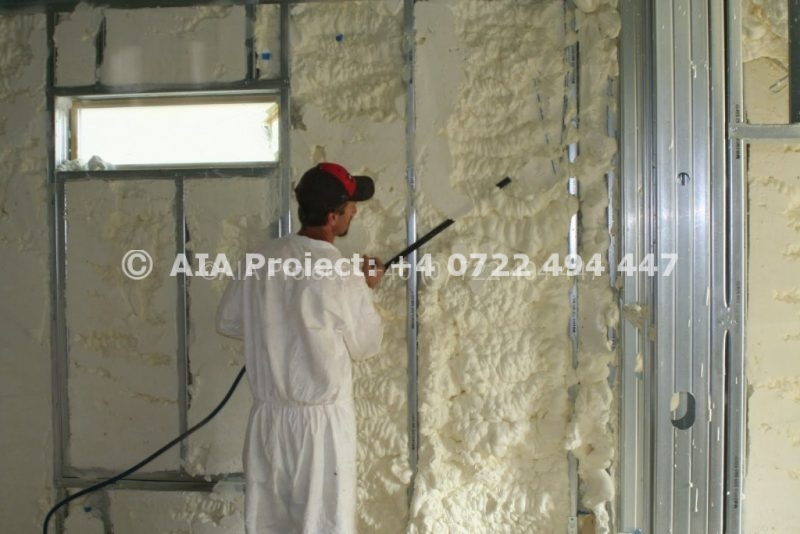 izolare termica a cladirii