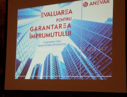 """AIA Proiect a participat la """"Evaluare pentru garantarea imprumutului"""""""
