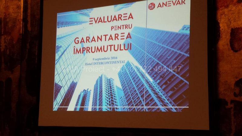 AIA Proiect a participat la Evaluare pentru garantarea imprumutului