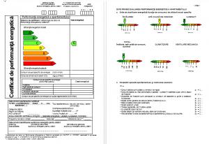 Actele necesare pentru certificatul energetic obligatoriu