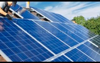 Sisteme de panouri fotovoltaice - AIA Proiect