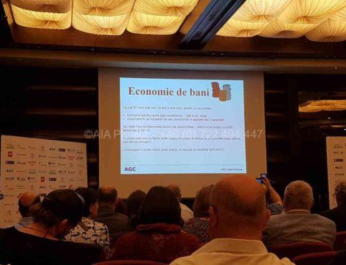 AIA Proiect a participat la conferinta Euro-Constructii 2018