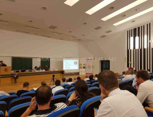 AIA Proiect a participat la a XII-a Conferintei despre performanța energetică a clădirilor organizata de AAECR