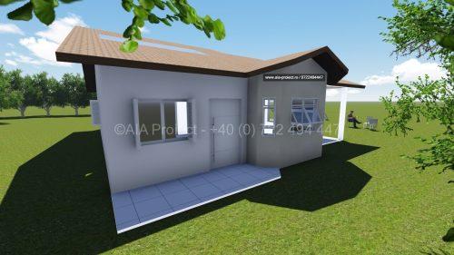 Proiect casa parter Narcisa