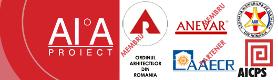 Birou de proiectare si servicii de evaluare, autorizare si auditare. Logo