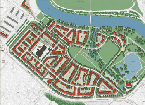 plan urbanistic detaliu