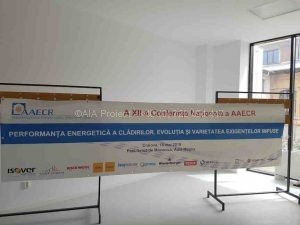 a XII-a Conferinta despre Performanța energetică a clădirilor organizata de AAECR