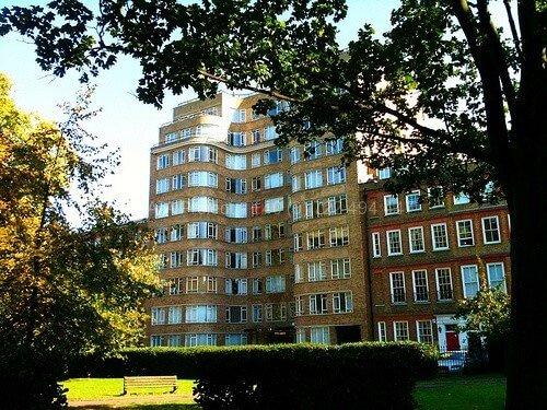 cladirea Florin Court - Art Deco in arhitectura