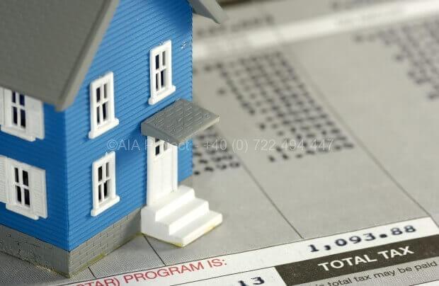 Impozit cladiri persoane fizice utilizare rezidentiala AIA Proiect