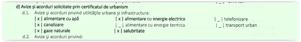 Obtinere aviz de alimentare cu energie elctrica