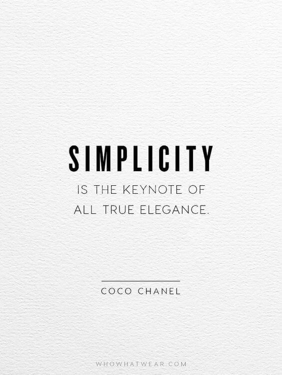 Simplitatea