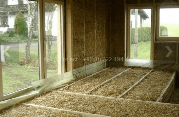 Izolare termica a cladirii AIA Proiect