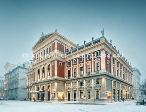 Cladirea operei de stat din Viena