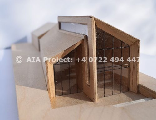 Proiect de casa la calcan vs proiect de casa cu perete comun