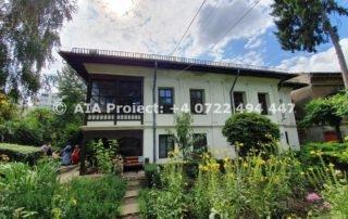 Cea mai veche casa locuibila din Bucuresti