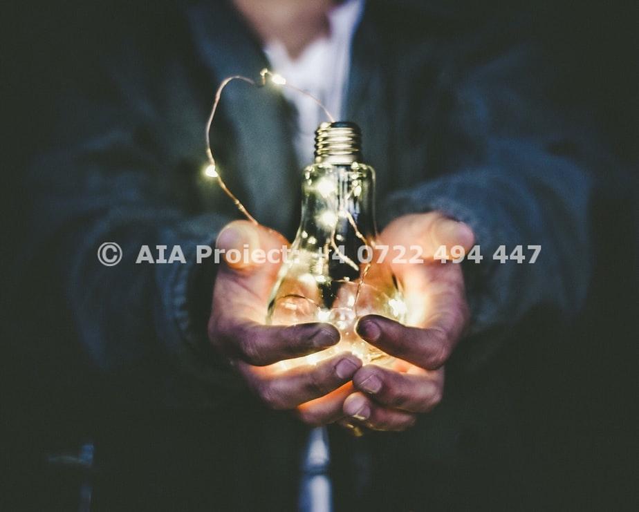 """""""Casa Eficientă Energetic"""" - AIA Proiect"""