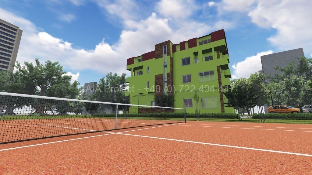 Proiect locuinte colective 3 etaje - Alior